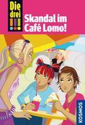 Die drei !!!, 44, Skandal im Café Lomo (drei Ausrufezeichen)
