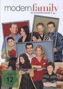 Modern Family. Season.1, 4 DVDs