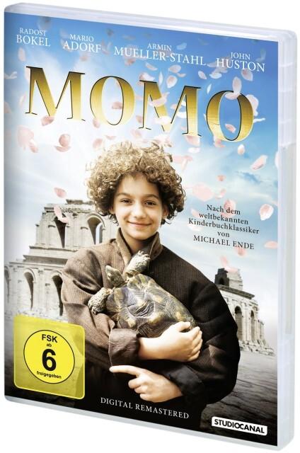 Momo (Restaurierte Fassung) als DVD