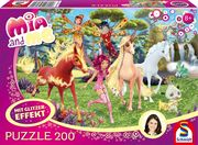 Schmidt Spiele - Puzzle - Mia and me - In Centopia, 200 Teile