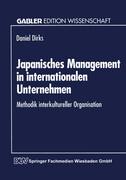 Japanisches Management in internationalen Unternehmen