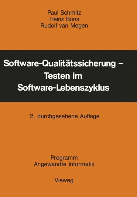 Software-Qualitätssicherung - Testen im Softwar...