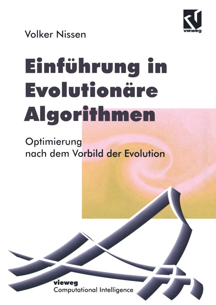 Einführung in Evolutionäre Algorithmen als Buch...