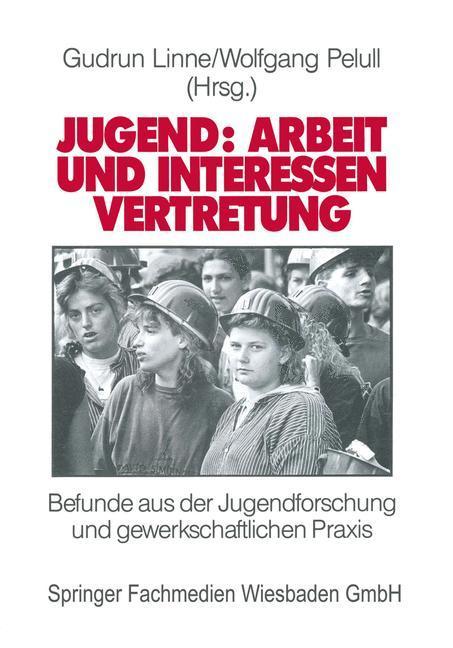 Jugend: Arbeit und Interessenvertretung in Euro...