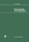 Real Variable and Integration