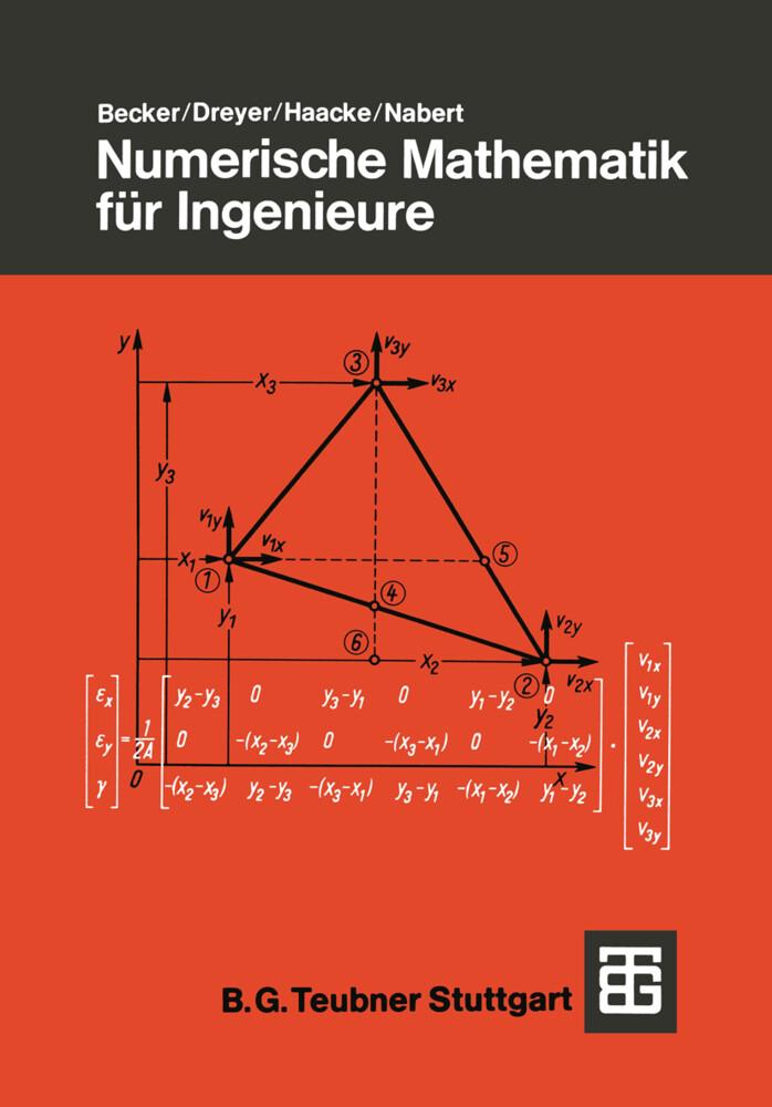 Numerische Mathematik für Ingenieure als Buch v...
