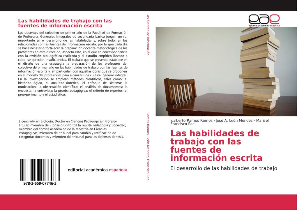 Las habilidades de trabajo con las fuentes de información escrita als Buch (gebunden)