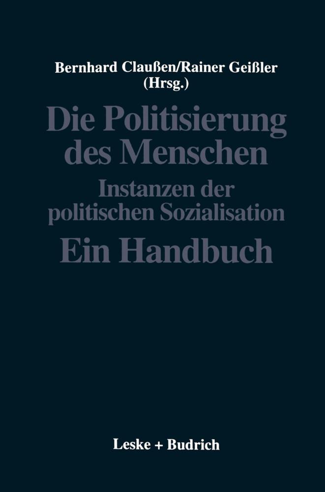 Die Politisierung des Menschen als Buch von