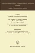 Untersuchung zur trockenen Hochtemperaturkorrosion von technisch genutzten Titanbasislegierungen