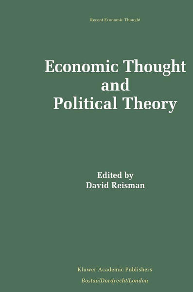 Economic Thought and Political Theory als Buch (kartoniert)