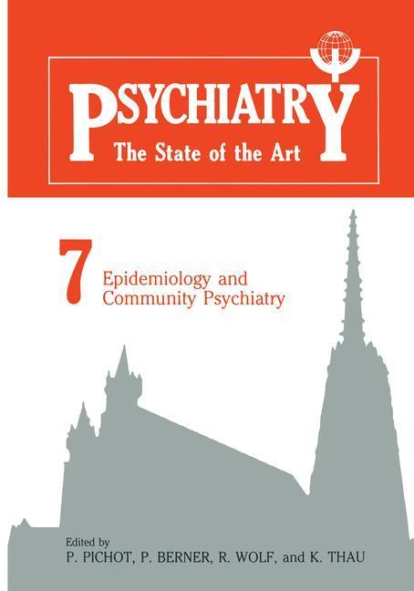 Epidemiology and Community Psychiatry als Buch von
