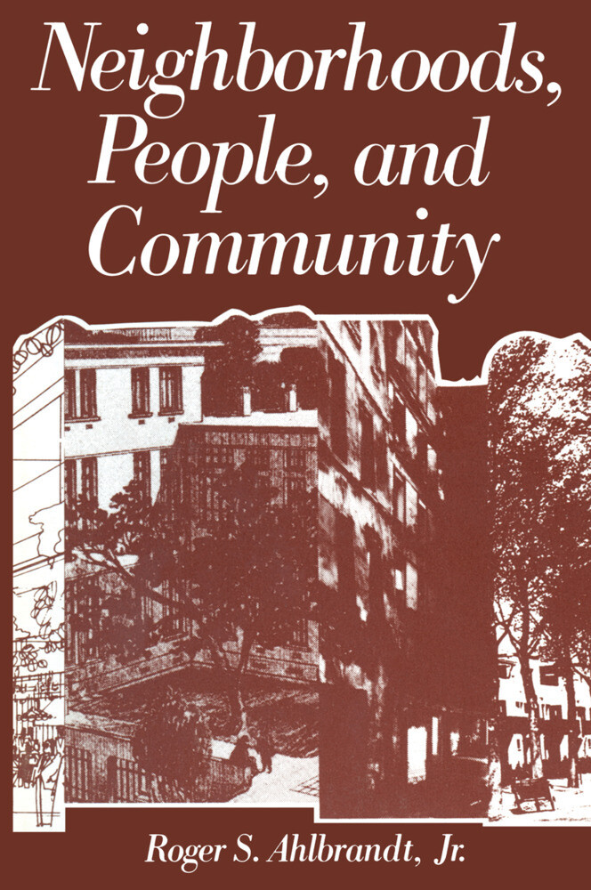 Neighborhoods, People, and Community als Buch v...