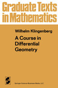 A Course in Differential Geometry