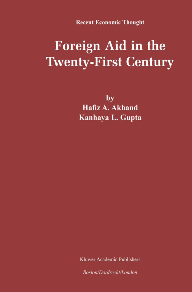 Foreign Aid in the Twenty-First Century als Buch (kartoniert)