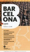 Barcelona Map 1 : 12 000