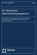14. Deutsches Atomrechtssymposium