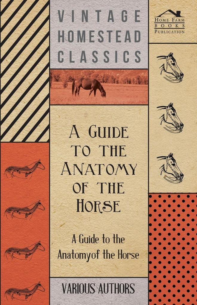 A Guide to the Anatomy of the Horse - A Collect...
