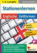 Kohls Stationenlernen Englische Zeitformen 1