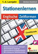 Kohls Stationenlernen Englische Zeitformen 6