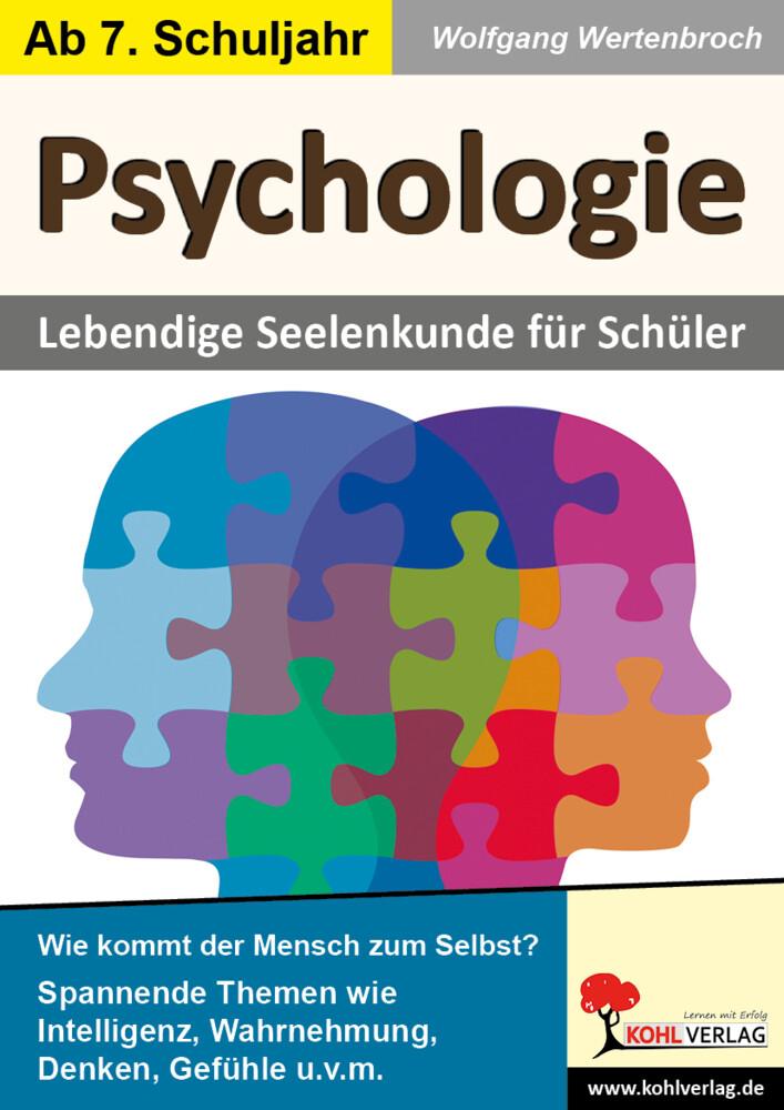 Psychologie als Buch von Wolfgang Wertenbroch