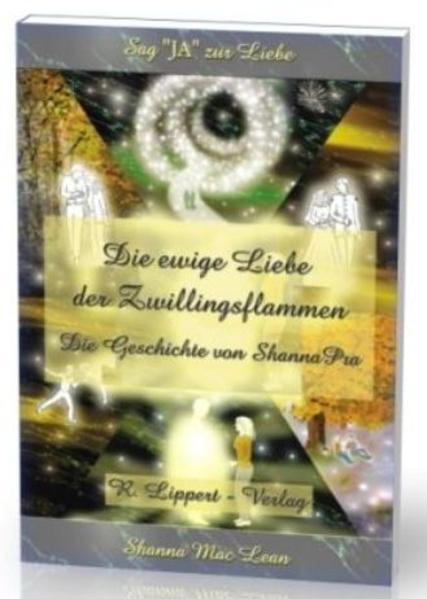 """Sag """"JA"""" zur Liebe Band 4 - Die ewige Liebe der Zwillingsflammen als Buch"""
