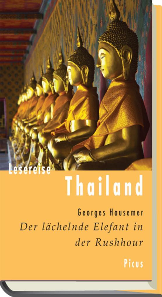 Lesereise Thailand als eBook Download von Georg...