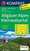 Allgäuer Alpen - Kleinwalsertal 1 : 50 000