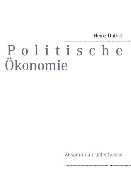 Politische Ökonomie als eBook