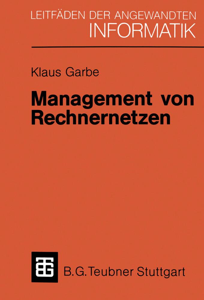 Management von Rechnernetzen als Buch von Klaus...