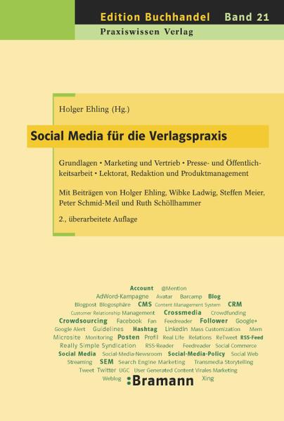 Social Media für die Verlagspraxis als Buch von...