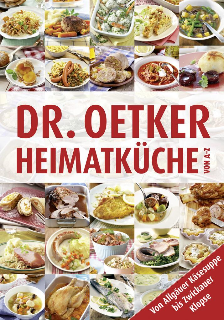 Heimatküche von A-Z als eBook Download von Dr. ...