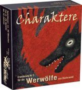 Die Werwölfe von Düsterwald - Charaktere