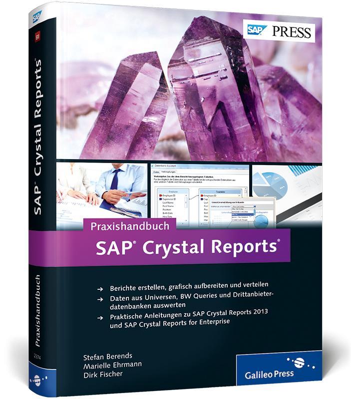 Praxishandbuch SAP Crystal Reports als Buch von...