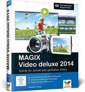 MAGIX Video deluxe 2014, m. DVD-ROM