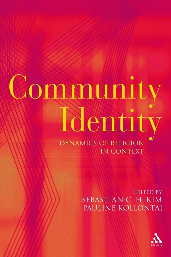 Community Identity als eBook Download von