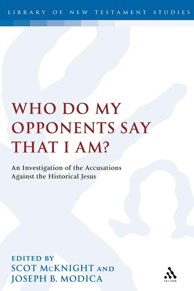 Who Do My Opponents Say That I Am? als eBook Do...