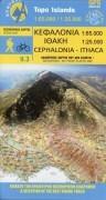 Kephalonia - Ithaca 1 : 65 000