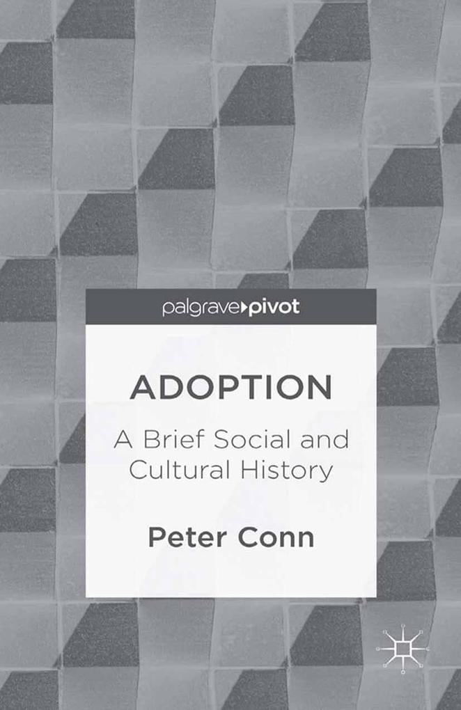 Adoption als eBook Download von P. Conn