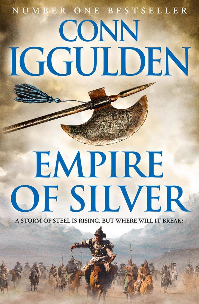 Empire of Silver (Conqueror, Book 4) als eBook ...