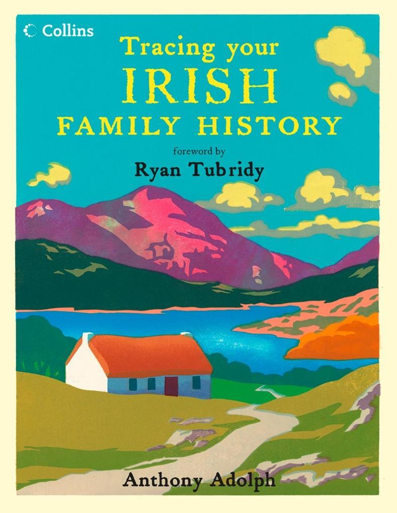 Collins Tracing Your Irish Family History als e...