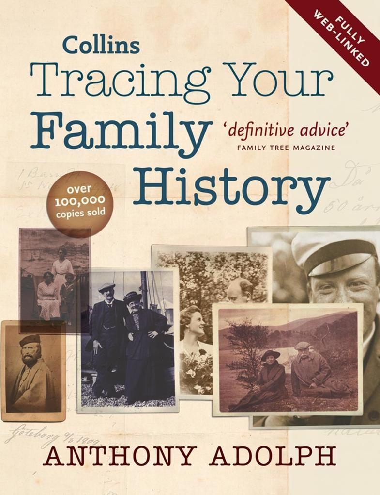 Collins Tracing Your Family History als eBook D...
