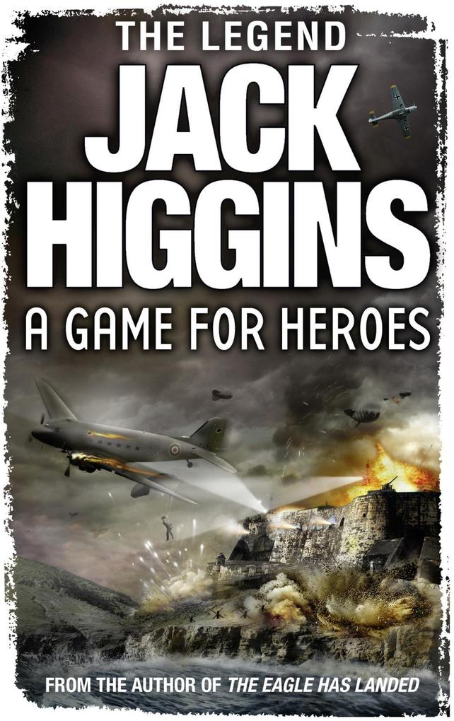 A Game for Heroes als eBook Download von Jack H...