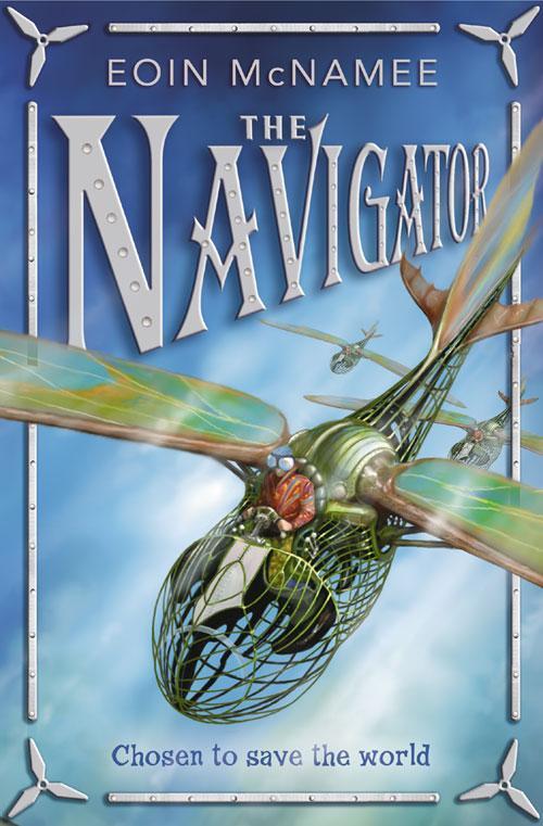 The Navigator als eBook Download von Eoin McNamee