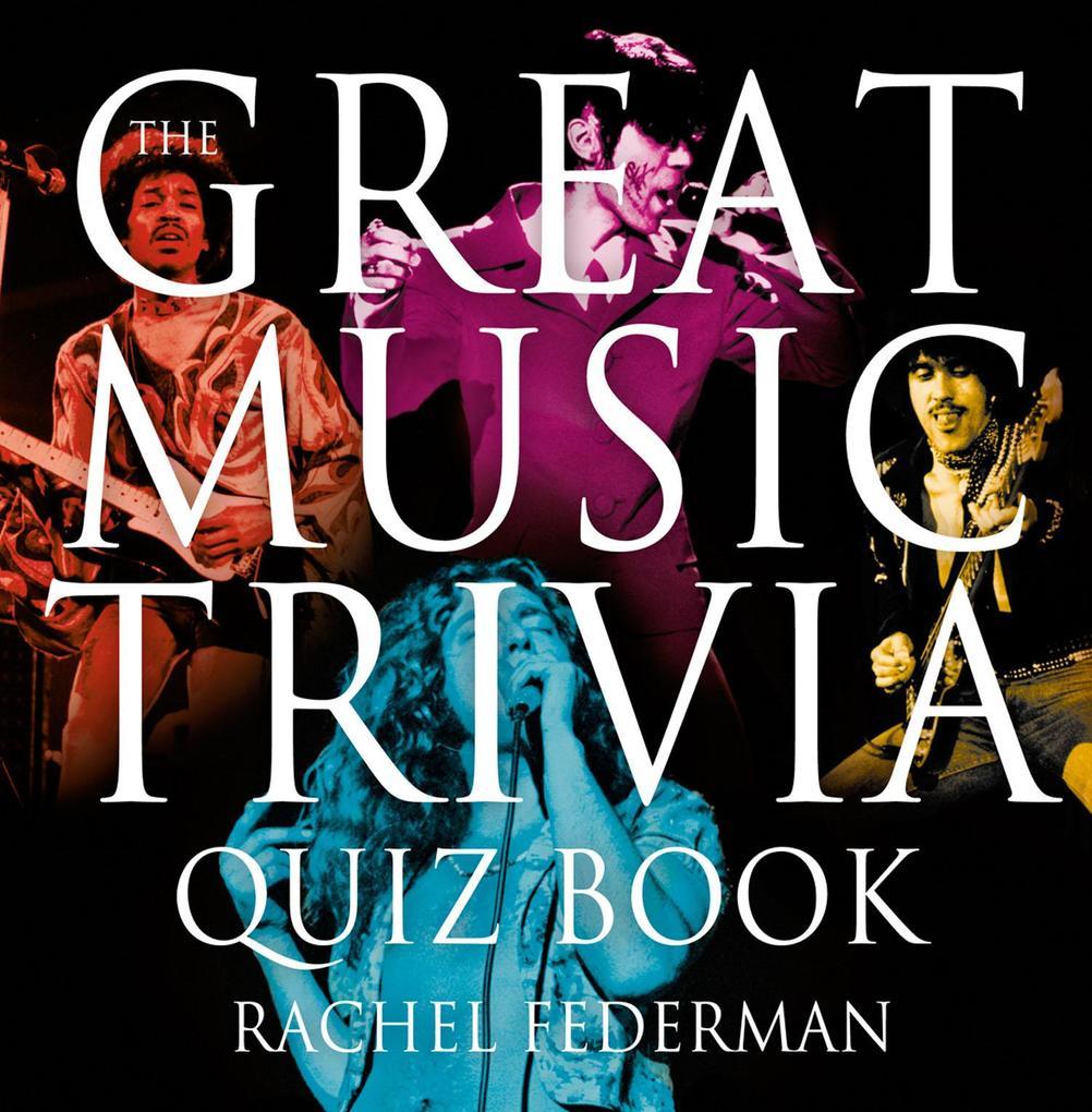 The Great Music Trivia Quiz Book als eBook Down...
