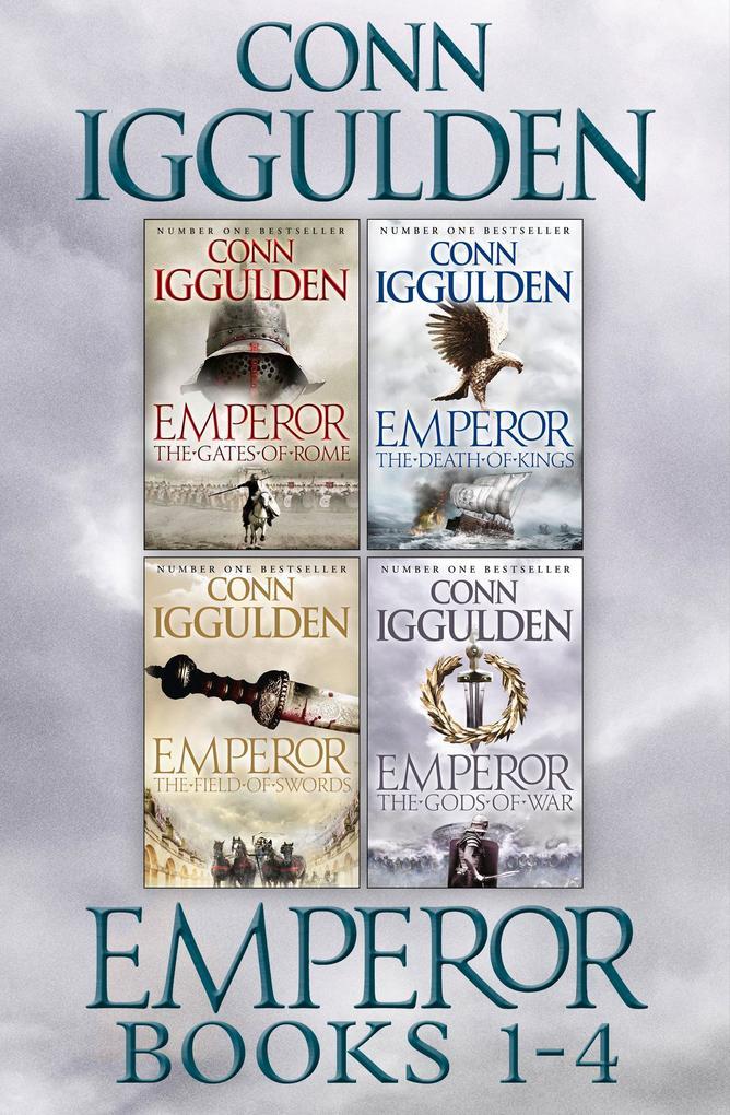 The Emperor Series Books 1-4 als eBook Download...