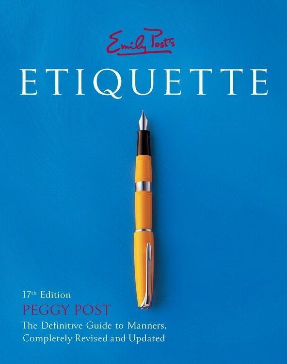 Emily Post´s Etiquette 17th Edition als eBook D...