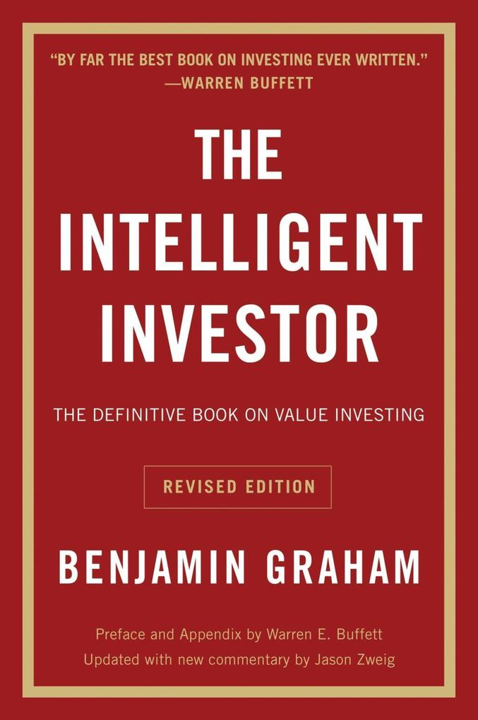 The Intelligent Investor, Rev. Ed als eBook Dow...