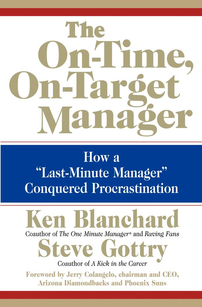 The On-Time, On-Target Manager als eBook Downlo...