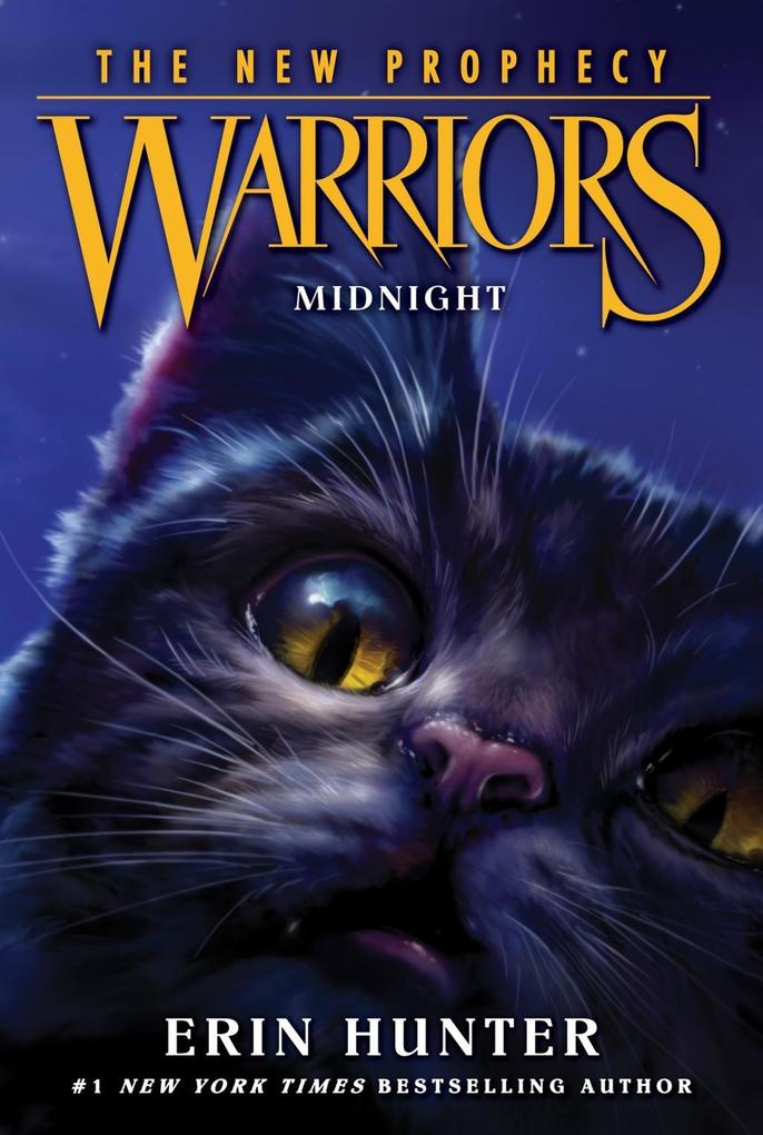 Warriors: The New Prophecy #1: Midnight als eBo...