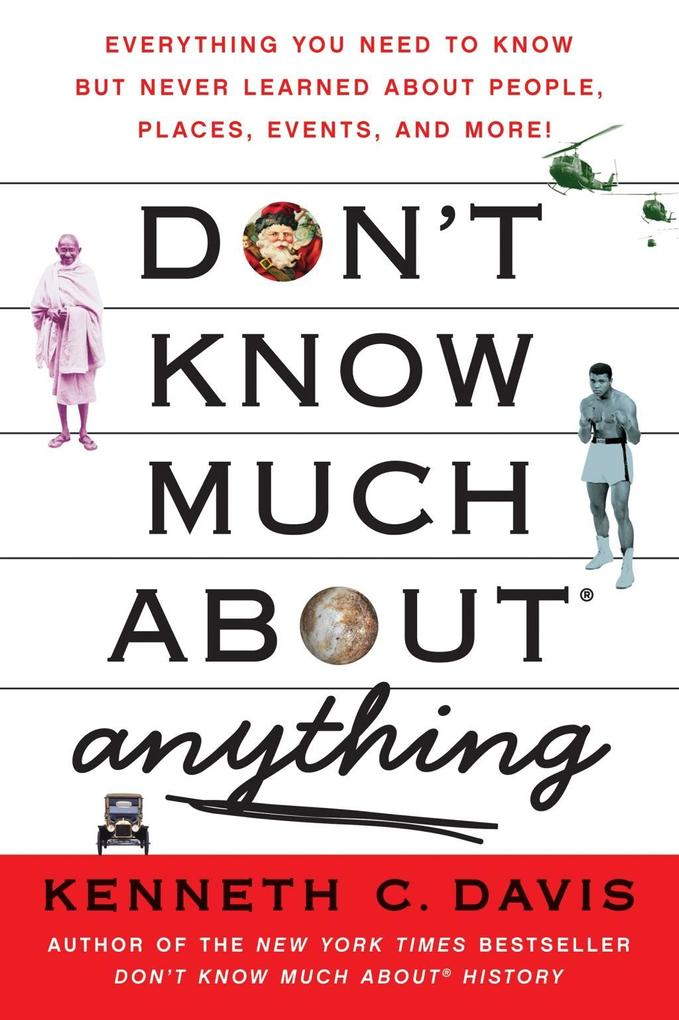 Don´t Know Much About Anything als eBook Downlo...